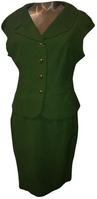 Versus Green Jacket for Women Vintage