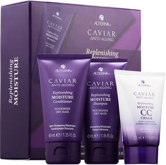 Alterna Haircare Haircare - CAVIAR Anti-Aging Replenishing Moisture Trial Kit