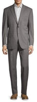 Canali Classic Wool & Cashmere Suit