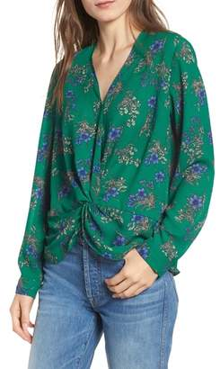 Heartloom Camille Floral Blouse