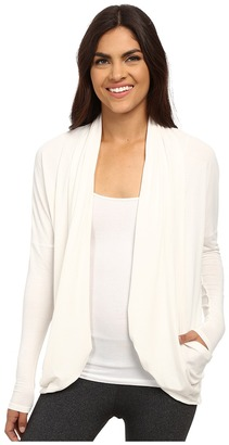 Lucy - Enlightening Wrap Women's Long Sleeve Pullover $69 thestylecure.com