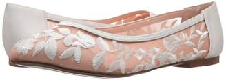 Blue by Betsey Johnson Leah Women's Flat Shoes