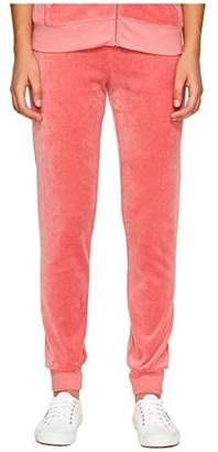 Juicy Couture Women's Zuma Velour Pants
