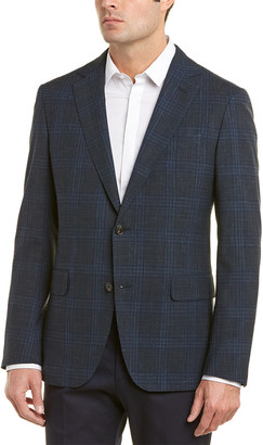 Pal Zileri Wool & Linen-Blend Sport Coat