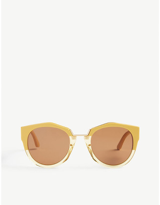 Marni Me605s cat-eye sunglasses