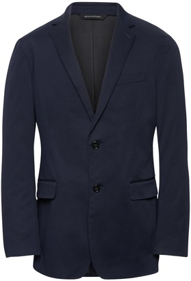 Banana Republic Slim Rapid Movement Blazer