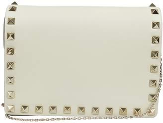 Valentino Small Spike Stud Shoulder Bag
