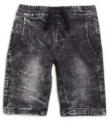 Joe's Jeans Boy's Faded Denim Short
