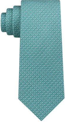 Michael Kors Men's Geometric Silk Tie