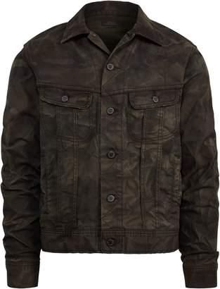 Ralph Lauren Stretch Denim Trucker Jacket