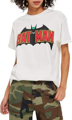 Topshop Batman Graphic Tee