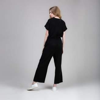 Folk Jumpsuit Black - 2