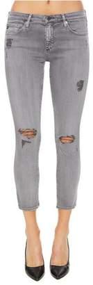AG Jeans Stilt Crop Sun-Faded