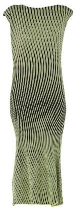 Issey Miyake 3/4 length dress