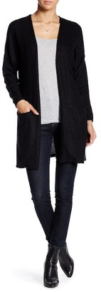14th & Union Cozy Longline Cardigan (Petite) $36.97 thestylecure.com
