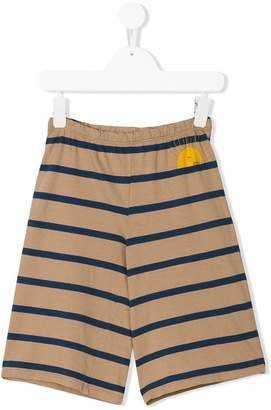 Bobo Choses striped culotte shorts