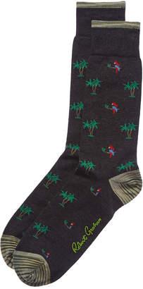 Robert Graham Cedro Socks