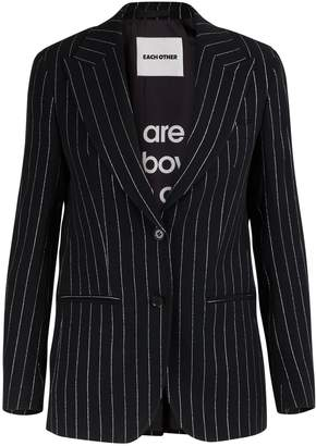 Each X Other Blazer jacket