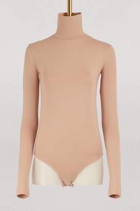 Acne Studios Cotton turtleneck bodysuit