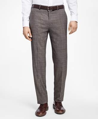 Brooks Brothers Regent Fit Plaid Trousers