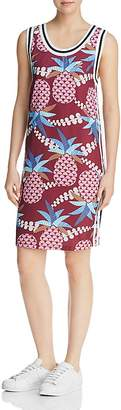 adidas Mixed Print Tank Dress
