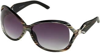 Nine West Sunglasses, Mod Vented Rectangle