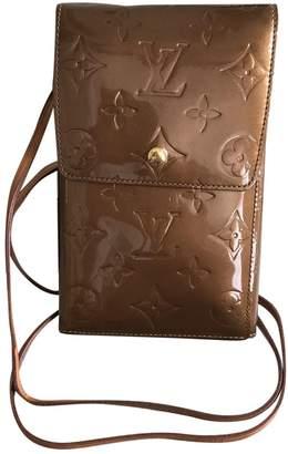 Louis Vuitton Patent leather clutch bag