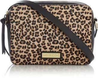 Biba Rachel Crossbody Leather Bag