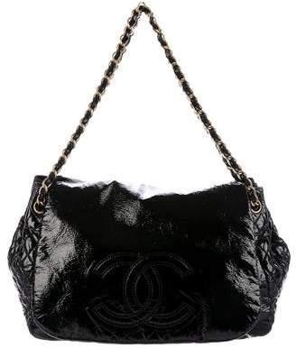 Chanel Rock & Chain Accordion Bag