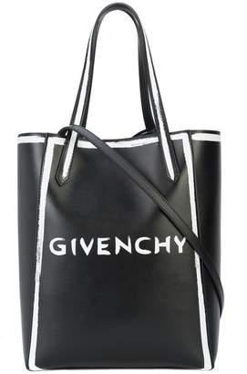 Givenchy logo shopper tote