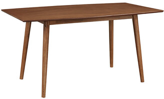 Mid-Century MODERN Hewson Solid Wood Kitchen Dining Table