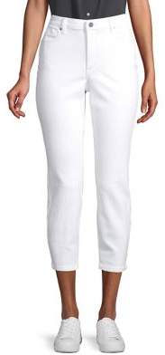 Jones New York Lexington High-Rise Soft Jeans