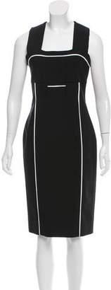 Yigal Azrouel Sleeveless Midi Dress w/ Tags