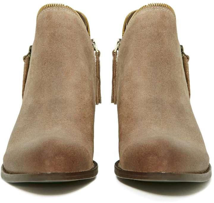 Nasty Gal Jeffrey Campbell Crockett Ankle Boot