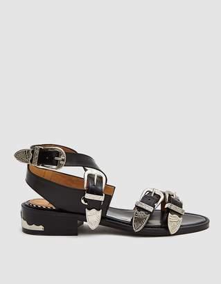 d9329980ea5c Toga Pulla Leather Sandals For Women - ShopStyle Australia