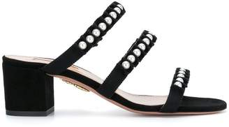 Aquazzura Love Story sandals