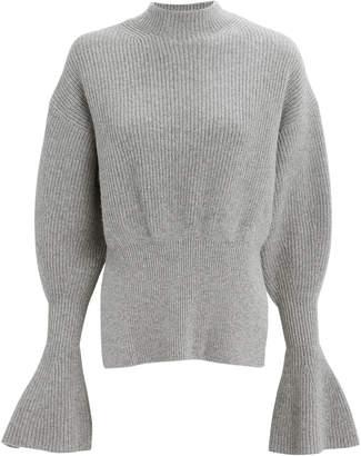 Alexander Wang Engineered Sleeve Sweater