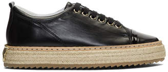 Lanvin Black Base Sneakers