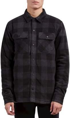 Volcom Bower Polar Fleece Jacket - Men's