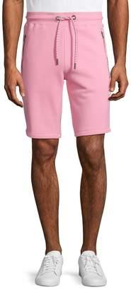 Superdry Drawstring Cotton-Blend Shorts