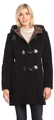 Gil Bret Women's Hooded Duffle Coat