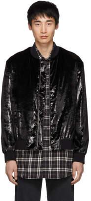 HUGO Black Bestino Bomber Jacket