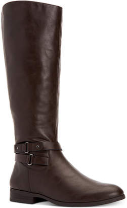 Style&Co. Style & Co Kindell Wide-Calf Tall Boots, Women Shoes