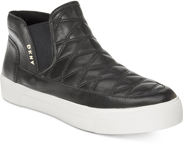 Dkny Bessie High-Top Sneakers, Created For Macy's