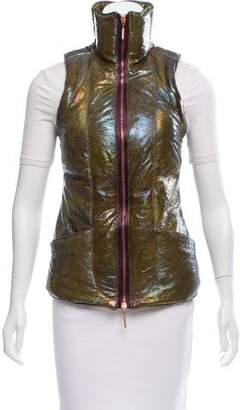 Fendi Iridescent Vest