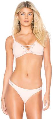 Seafolly Inka Rib Bikini Top