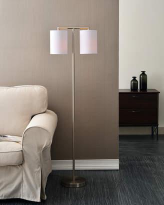 Kenroy 57In Milton Floor Lamp