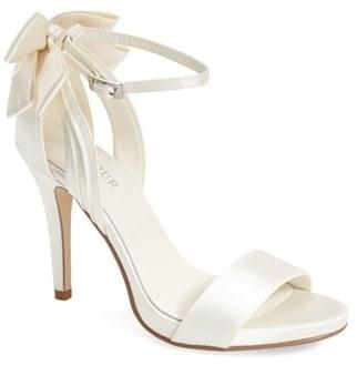 Women's Menbur 'Ana' Bridal Sandal $126.95 thestylecure.com