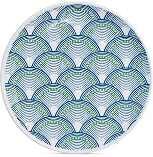 Jonathan Adler Dinnerware, Set of 4 Scales Melamine Salad Plates