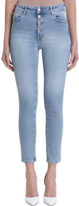 IRO Gaety Blue Denim Jeans